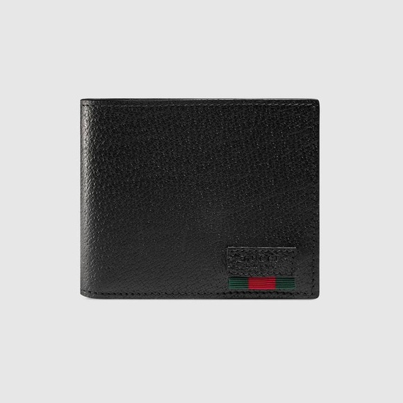 2e99ac583 Gucci Bags | Mens Leather Bifold Wallet | Poshmark